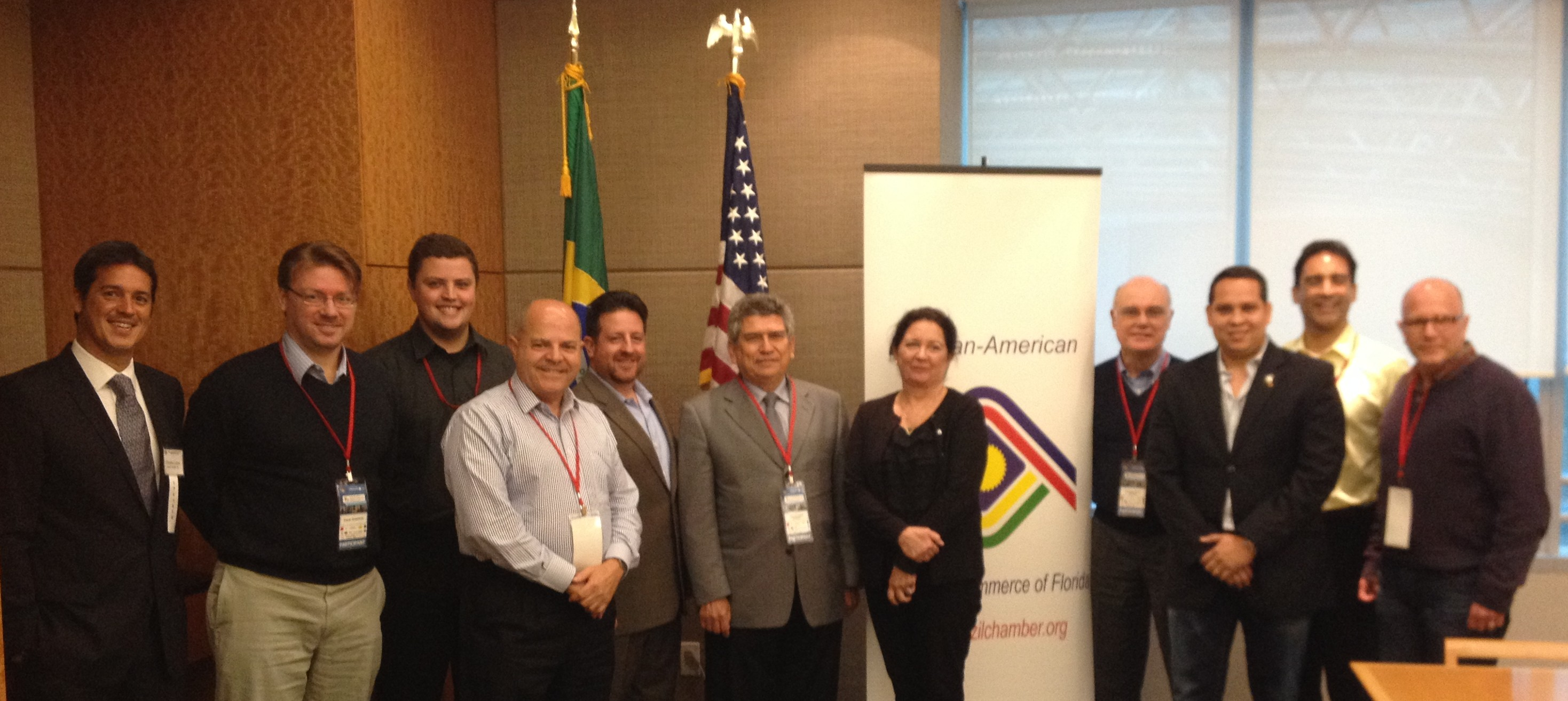 Chamber of Commerce of Florida - Brazilian-American Trade Conference